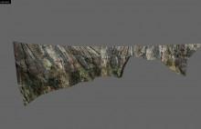 """Brushed"" Art: Terrain"