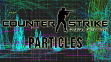 Porting and using particles in CS:GO