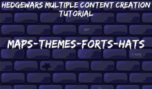 Creating & installing other type of content in HW