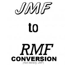 How to export RMFs [in Jackhammer]
