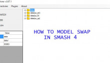 How To Model Swap Characters