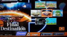Moving Normal stages to the Extra tab