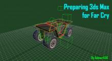 Modelling - Preparing 3ds Max
