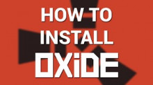 How to Install Oxide