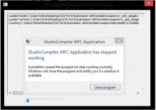 "How to fix ""Studio Compiler MFC application"" error"