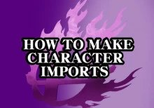 Character Importing + Rigging Tutorial v3.6