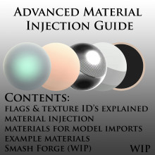 Advanced Material Injection Guide WIP