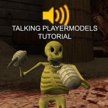Talking Playermodels
