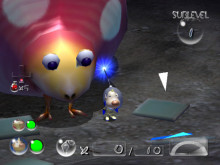 Pikmin 2 tutorial, Adding/removing enemies in cave