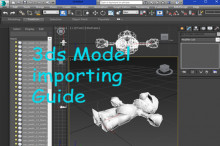 3ds Model Importing Guide