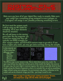 CryEngine2 Weapon Compiling Guide