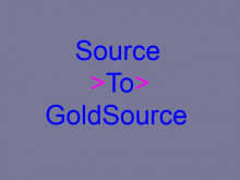 Compile Source To GoldSource