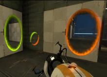 Recoloring (CO-OP) portals in Portal 2