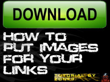How to put images for your links*improved version*