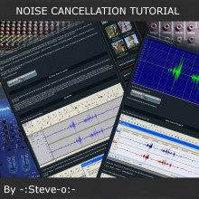 Noise Cancellation (Remove background noise)