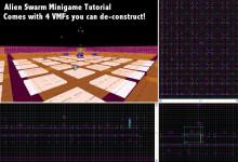 Alien Swarm Minigame Tutorial