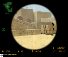 Scope Overlay [The other way]