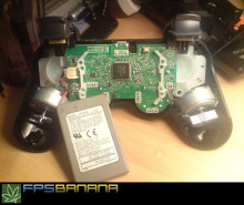 PS3 Controller for PC Gaming