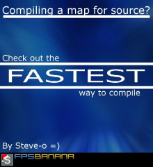 Fast, Easy Map Compiling. Only Source SDK needed!