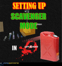 Setting up the Scavenge Mode Prefab In Your Map