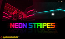 Neon Stripes / Textures HDR