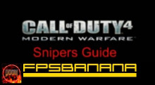 How to be a good Sniper