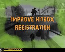 Improve Hitbox Registration