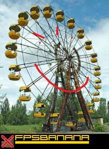 Infamous Ferris Wheel Mission