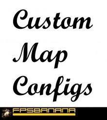 Custom Map Config