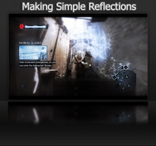 Making Simple Reflections