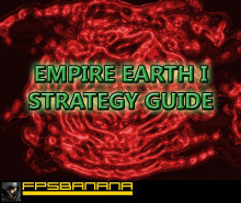 Empire Earth Online Strategy Guide