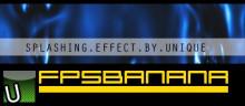 Spalsh Effect