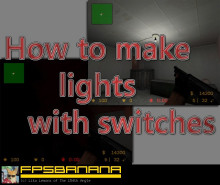 Make switches for lights