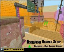 Setting up Hammer