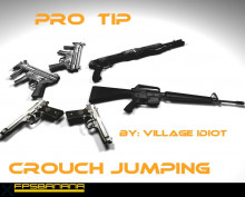 Quick-n-Easy Crouch Jumping