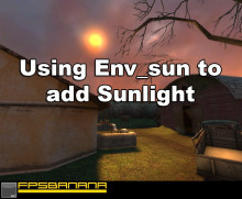 How to add sunlight