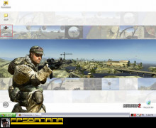 Play BF2 In Window Style