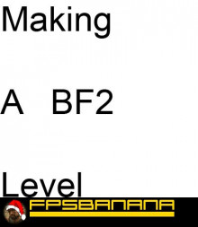 Making a Level