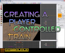 Creating a Player controlled train