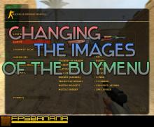 Changing buy menu images