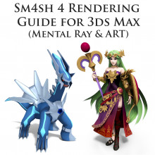 Sm4sh 3ds Max Rendering Guide