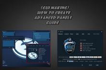 How to Create custom Advanced Panels