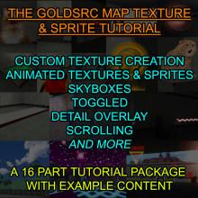 GoldSrc Custom Map Texture & Sprite Tutorial