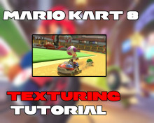 MK8 Texture Modding Tutorial