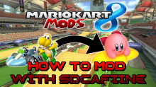 How to run mods with SDCafiine