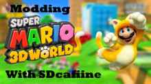 How To Mod Super Mario 3D World With SDcafiine