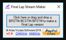 How to easily make final lap music!