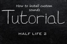 How to Install Custom Sounds
