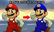 [Guide] How to Install Mods for Smash 3DS