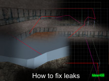 How to fix those leaks